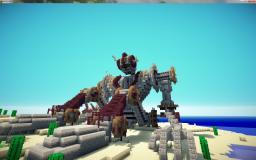 Robot Montondechatarra Minecraft Map & Project