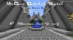 MasCore Minecraft Plot Server Minecraft Server