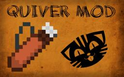 Quiver Mod (as seen on the popular reel!) Minecraft Mod