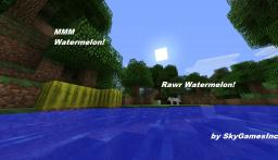 WaterMelon Generation [Forge] [1.4.7] V1.0 Need Review Minecraft Mod