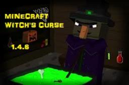 Witches Curse '1.4.6' discontenued Minecraft Map & Project