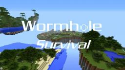 [1.4.7][Survival] Wormhole Survival [SSP/SMP] Minecraft Map & Project