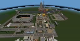 Metropolis City Minecraft