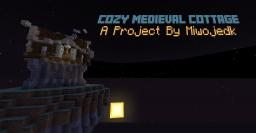 Cozy Medieval Cottage Minecraft Map & Project