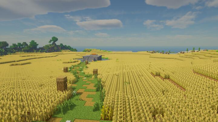 Wheat Altar