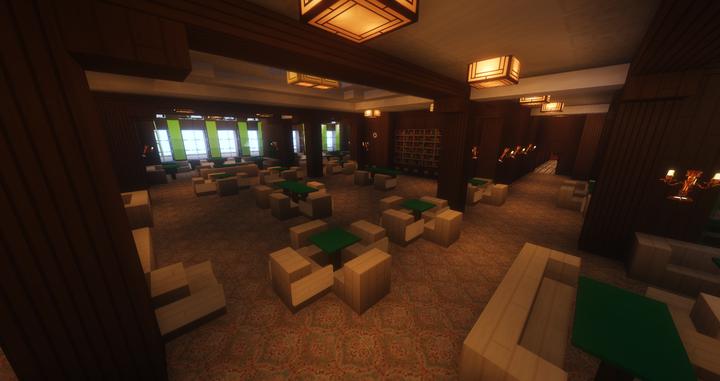 1st Class - Lounge