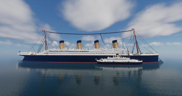Titanic & Nomadic