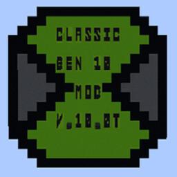 Klasik Ben 10 MOD (CBT) Added 3d ARMORS! Minecraft Mod