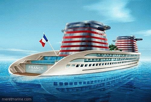 Gallery For Gt Futuristic Cruise Ships