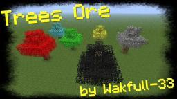 [1.5.2]Trees Ore Minecraft