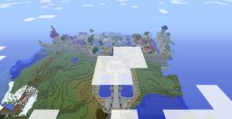 Stormwind City (World Of Warcraft) Minecraft