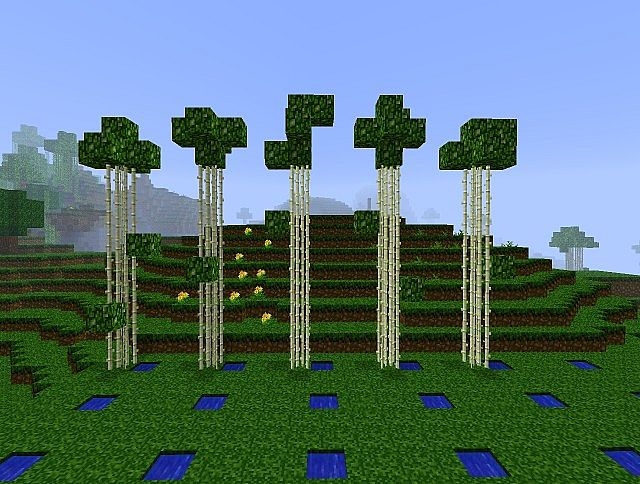 Minecraft 1.14 - Bamboo Forest Seed - YouTube