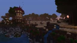 Krayvir village Minecraft Map & Project