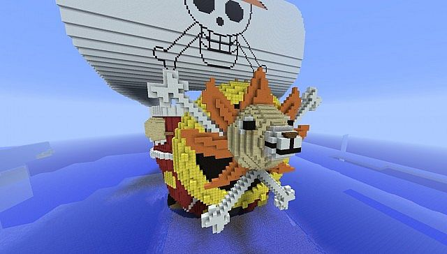 Thousand Sunny Minecraft Project