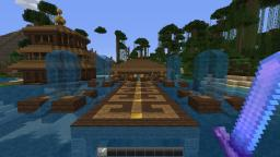 Pagoda and The Temple of art Minecraft Map & Project