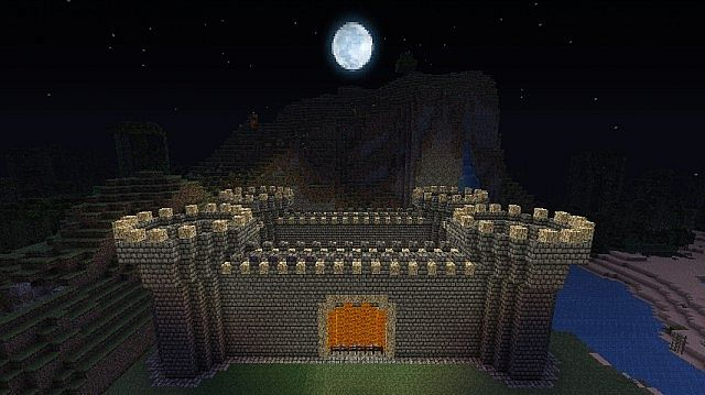 King Arthur S Castle Minecraft Project