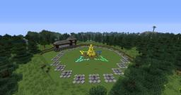 Survival Games - Back 2 Basics - 1 Minecraft Map & Project