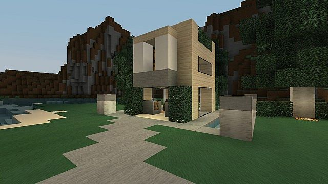 5x5 house download minecraft project for Modern house 5x5