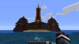 Fire Nation Palace 'Avatar The Last Airbender' Minecraft Map & Project