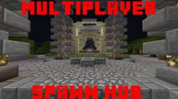✦Multiplayer Spawn Hub✦ Minecraft Project