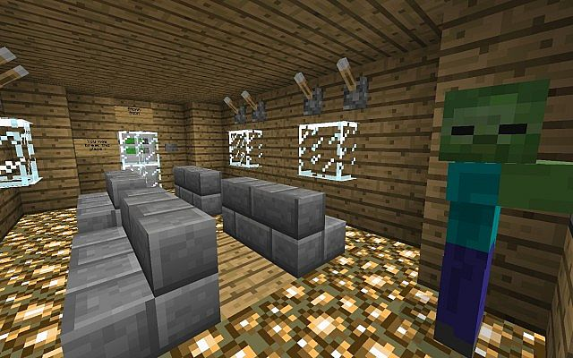 PC Room w zombie.