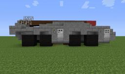 SCUD-B Launcher Minecraft