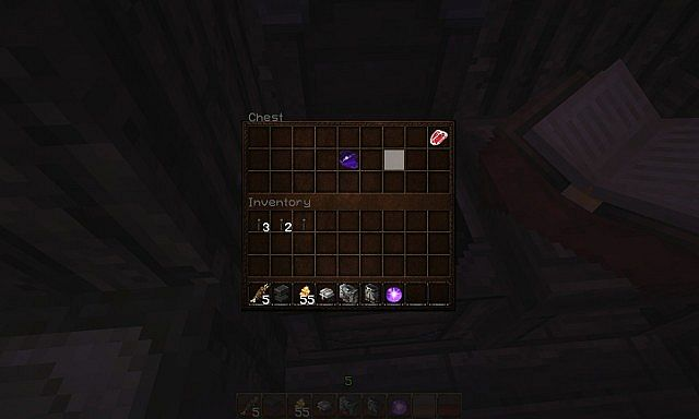 A example of a chests loot.