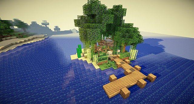 Submarine House   Submarine House Minecraft Project