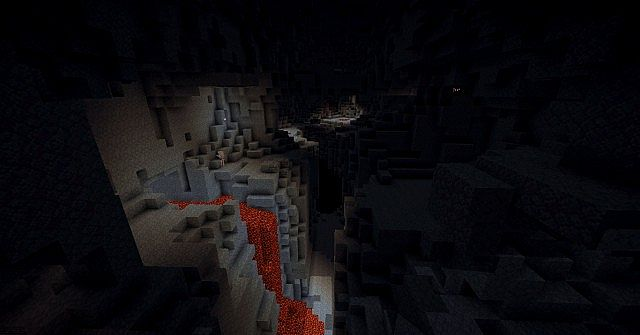 The Orc Tunnels in the Mines of Moria