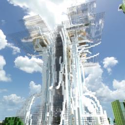 Aurea Skyscraper Minecraft Map & Project