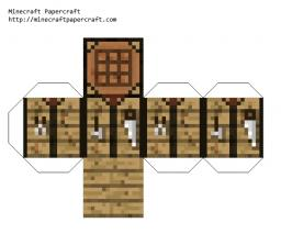 Papercraft: What is it? Minecraft Blog Post