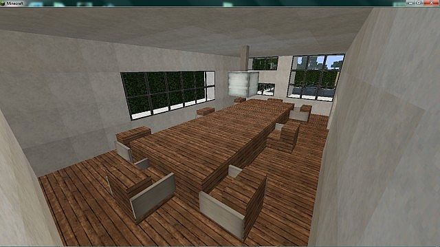 Modern House *Fully Renovated Update* Minecraft Project