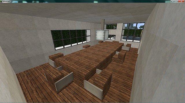 minecraft modern dining room wwwimgkidcom the image