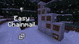 Easy Chainmail Minecraft Mod