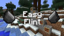 Easy Flint Minecraft