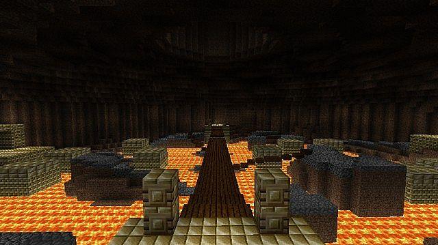 Inside Fire Temple