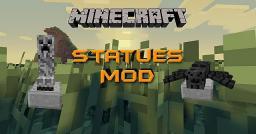 [1.7.2]Statues Minecraft Mod