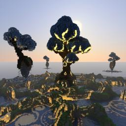 Aquarius - Tree of Water *DOWNLOAD AVAILABLE* Minecraft Map & Project
