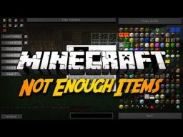 TooManyItems VS NotEnoughtItems Minecraft Blog Post