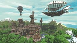 My old abandoned adv project [Huge] (Dowload) Minecraft Map & Project