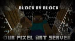 LOTS OF PIXEL ART - INSTRUCTION/TUTORIAL (POKEMON, MEMES, SUPERHEROS, CARTOONS...) Minecraft Map & Project