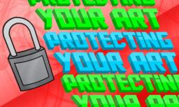 Protecting Your Art: A Tutorial Minecraft Blog