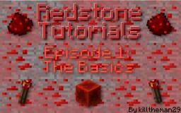 Redstone for Beginners - Episode 1: The Basics