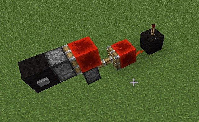 how to move two blocks with pistons