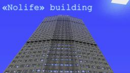 Oh My god It's NoLife [MetLife Building] Minecraft