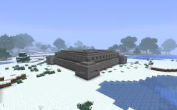Military Fort Minecraft Map & Project
