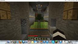 Nice starter cave home.... 1,000 views!!! Minecraft Map & Project