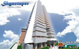 Modern Skyscraper Office Building (at WOK) & 125 SUBS THANK YOU!