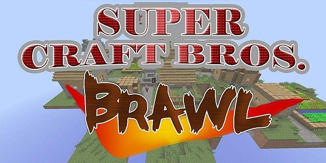 Super Craft Bros Brawl