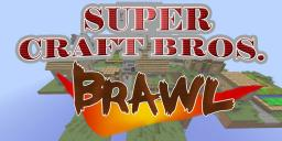 Super Craft Bros: Brawl Minecraft Map & Project